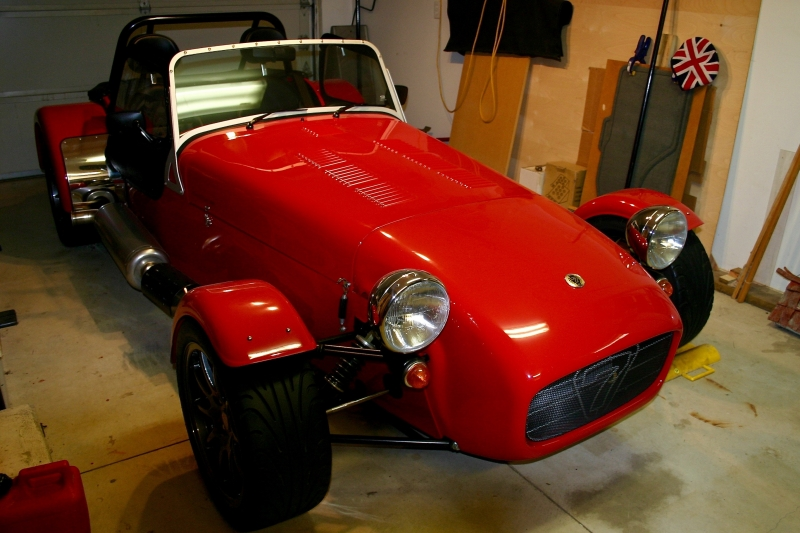 So Whats a Caterham Its SOLD