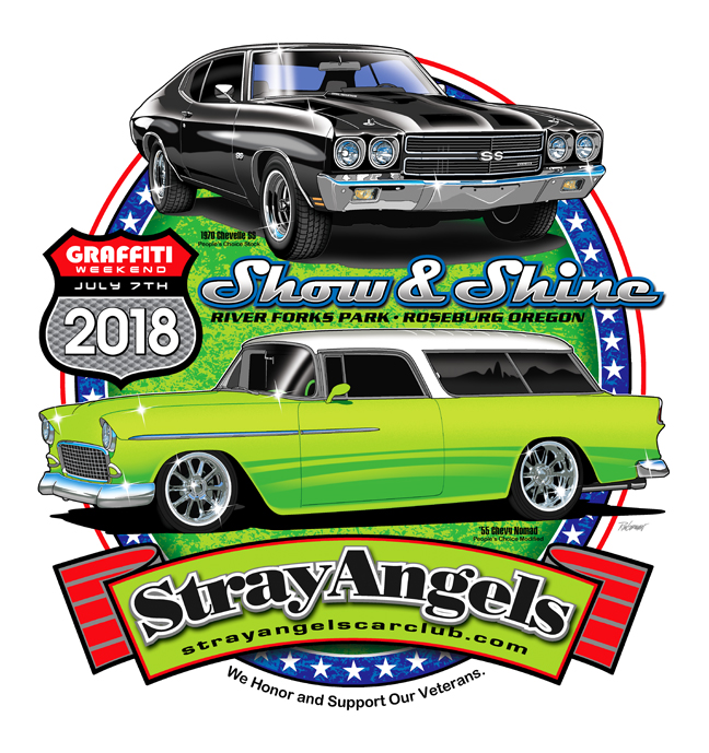 Upcoming Events River Forks ShownShine At Graffiti Weekend - Car events this weekend