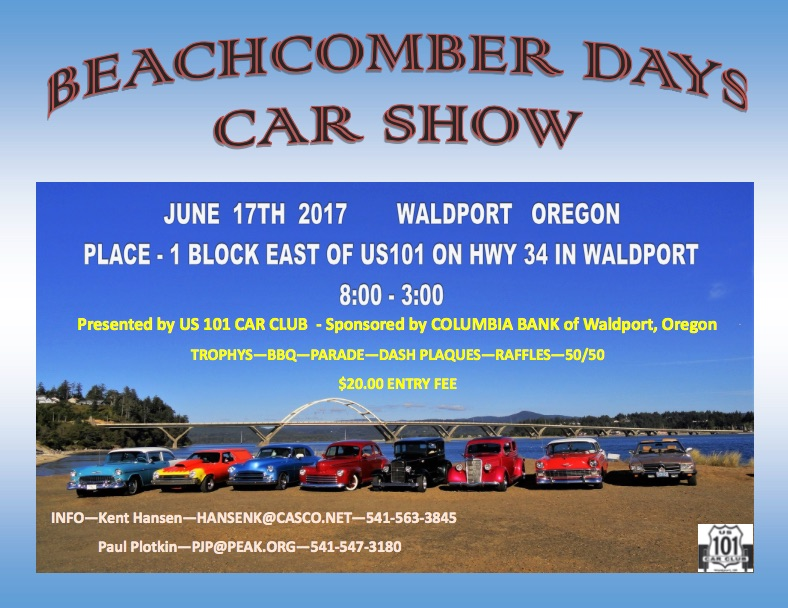 Brookings Oregon Car Show