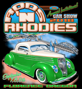 Upcoming Events Old Town Florence Oregon Coast Hot Rods - Old town car show 2018